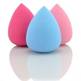 Busa Make Up Beauty Blender Bentuk Tear Drop - MZ16057