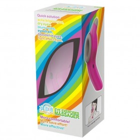 Anti Vibration Eye Care Myopia Instrument / Alat Pijat Mata - Blue - 5