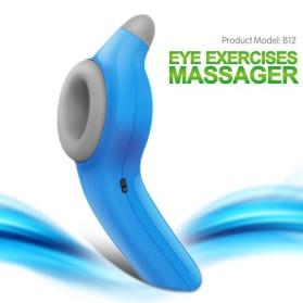 Anti Vibration Eye Care Myopia Instrument / Alat Pijat Mata - Blue - 6