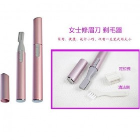 Kasa&Cia Alat Pencukur Alis Electric Eyebrow Trimmer - AE-812 - Pink - 2