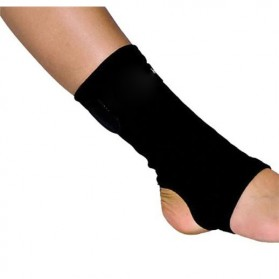 Copper Fit Functional movement Foot / Kaos Kaki Kesehatan - Black