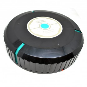 Clean Roobot Sweeping Cleaning Machine / Mesin Pembersih Debu - HAC891 - Black