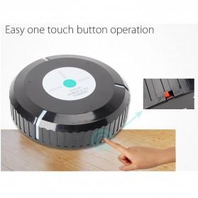 Clean Roobot Sweeping Cleaning Machine / Mesin Pembersih Debu - HAC891 - Black - 2