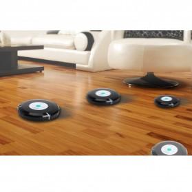 Clean Roobot Sweeping Cleaning Machine / Mesin Pembersih Debu - HAC891 - Black - 7