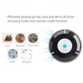 Clean Roobot Sweeping Cleaning Machine / Mesin Pembersih Debu - HAC891 - Black - 8