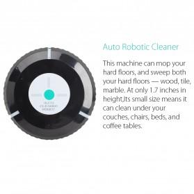 Clean Roobot Sweeping Cleaning Machine / Mesin Pembersih Debu - HAC891 - Black - 10