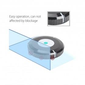Clean Roobot Sweeping Cleaning Machine / Mesin Pembersih Debu - HAC891 - Black - 11