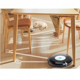 Clean Roobot Sweeping Cleaning Machine / Mesin Pembersih Debu - HAC891 - Black - 13