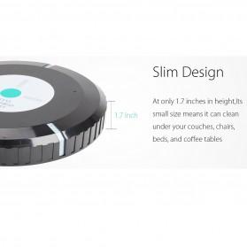 Clean Roobot Sweeping Cleaning Machine / Mesin Pembersih Debu - HAC891 - Black - 14