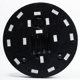 Clean Roobot Sweeping Cleaning Machine / Mesin Pembersih Debu - HAC891 - Black - 17