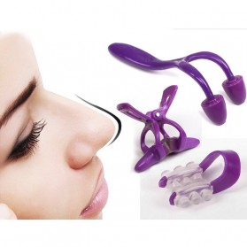 Health Care - 3 in 1 Nose Massage Tool / Pijat Hidung - Multi-Color