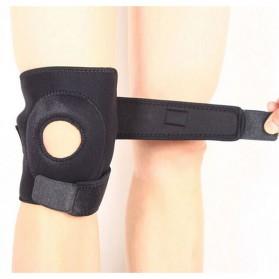 Pelindung Lutut Olahraga - Black