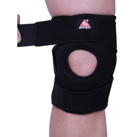 Pelindung Lutut Olahraga - Black - 3