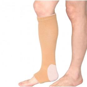Rehabilitation Warm Ankle Support / Pelindung Engsel Kaki - Brown