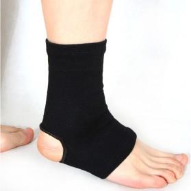Sport High Elastic Ankle Support / Pelindung Engsel Kaki - W1101 - Black