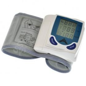 TaffOmicron Alat Pengukur Tekanan Darah - JZK-B02 - White - 2