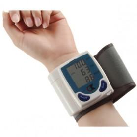 TaffOmicron Alat Pengukur Tekanan Darah - JZK-B02 - White - 4