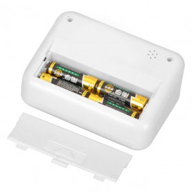 Pengukur Tekanan Darah Electronic Sphygmomanometer 6V - RAK266 - 5