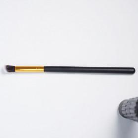 Biutte.co Kuas Make Up Wajah 10 PCS - MAG5167 - Black Gold - 9