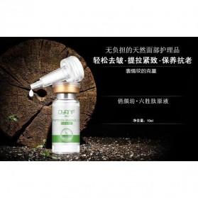 QYANF Six Peptides Serum Wajah Anti Aging Aloe Vera + Collagen Extract 10ml - 8