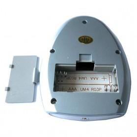Alat Pijat Elektrik Slimming Body Electrode Health Care - Y-1018 - Silver - 6