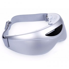 STYLE Alat Pijat Mata Elektrik Rechargeable Eye Massager - ifan-889 - White