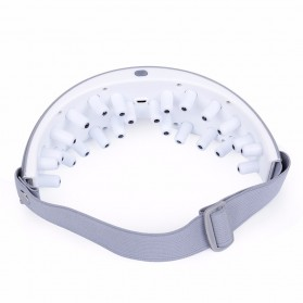 STYLE Alat Pijat Mata Elektrik Rechargeable Eye Massager - ifan-889 - White - 2