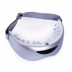 STYLE Alat Pijat Mata Elektrik Rechargeable Eye Massager - ifan-889 - White - 3