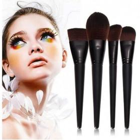 Brush Make Up - Black - 4