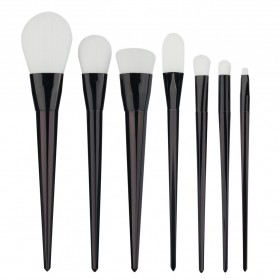 Beauty Brush Make Up 7 Set - Black - 2