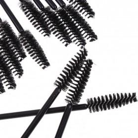 Sisir Bulu Mata Brush Make Up 5 PCS - Black - 6