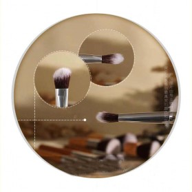 Bamboo Make Up 7 Set - Golden - 4