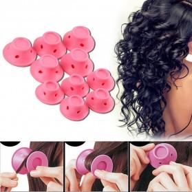 Peco Roll Pengeriting Rambut - Pink