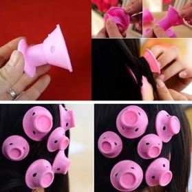 Peco Roll Pengeriting Rambut - Pink - 3