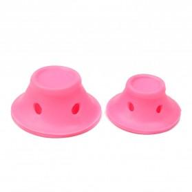 Peco Roll Pengeriting Rambut - Pink - 4