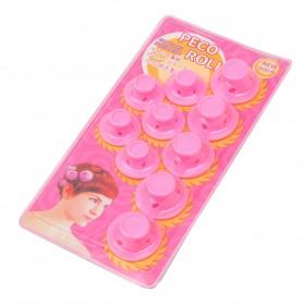 Peco Roll Pengeriting Rambut - Pink - 5