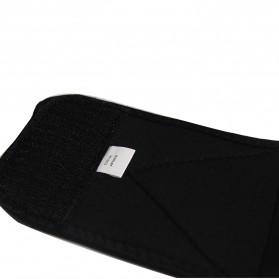 TaffSPORT Belt Magnetic Terapi Koreksi Postur Punggung Size L - T025 - Black - 7