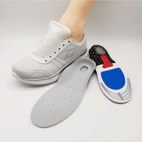 Alas Kaki Sepatu Shock Absorb Gel Orthotic Arch Size S 35-40 - ZYD17 - Gray - 3