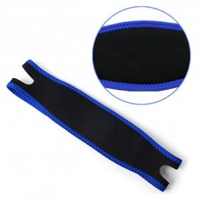 Sabuk Tidur Anti Ngorok Snoring Solution - 5582 - Black/Blue - 5