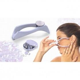 Alat Kecantikan Pencukur Rambut Halus Wajah - Purple - 2