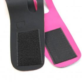 MAANGE Sabuk Penirus Wajah Face Lift Anti Wrinkle Belt - TZ18 - Black/Pink - 6