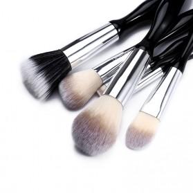 UCANBE Brush Make Up 6 Set - Black - 3