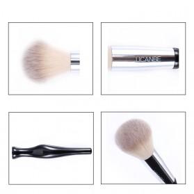 UCANBE Brush Make Up 6 Set - Black - 4