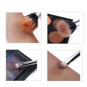 UCANBE Brush Make Up 6 Set - Black - 5