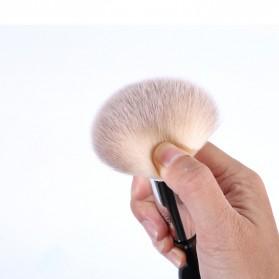 UCANBE Brush Make Up 6 Set - Black - 6