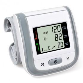 Pengukur Tekanan Darah Electronic Sphygmomanometer - Gray - 2