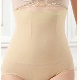 Korset Pelangsing Pinggang Underwear Wanita - Size M - Black - 4