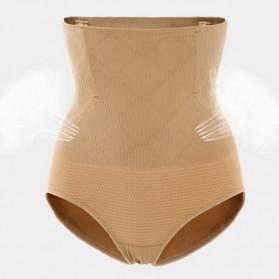 Korset Pelangsing Pinggang Underwear Wanita - Size XL - Black - 5