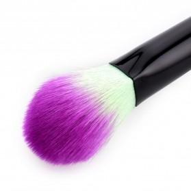 Artistic Brush Make Up 7 Set - Green - 5