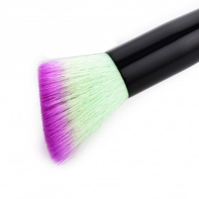 Artistic Brush Make Up 8 Set - Green - 5